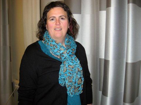 Helsekonsulent Kristin Tørum i Alta kommune var med på tilsynene.