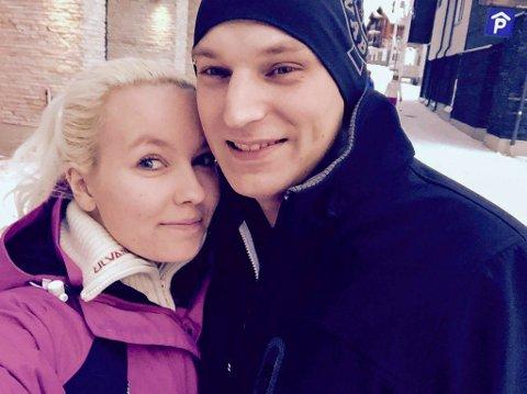 Gifter seg om en måned: Ronja-Kristine Rødberg og Raymond Pettersen