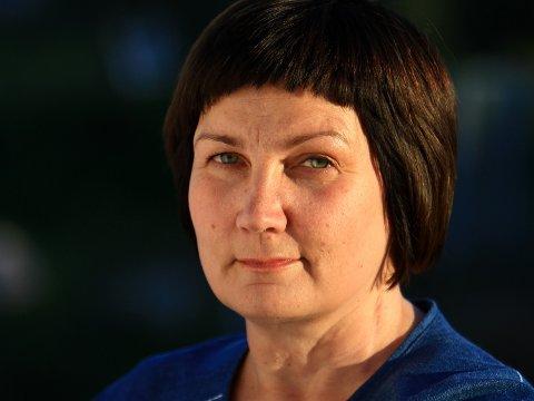 NSR-DRONNINGEN: Aili Keskitalo blir ventelig president for det nye Sametinget.