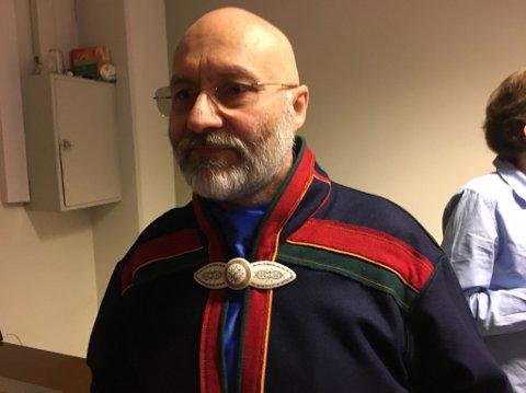 APs MANN: Kåre Olli er APs eneste kort fra Ávjvuvárre valgkrets.