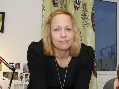 FORBEDRINGSPOTENSIAL: Kommunalsjef i KVI i Vadsø, Grethe Pleym forteller at kommunen bestandig har et forbedringspotensial. På nyåret vil et prosjekt mot radikalisering starte.