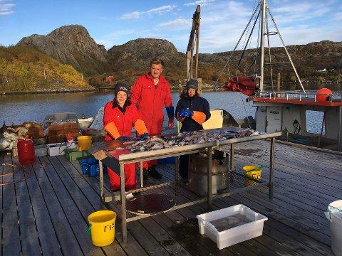 NORGESTURNE: I tredje sesong av Jegertvillingene drar Johanne og Kristine Thybo-Hansen rundt i hele Norge for å møte andre jakt- og fiskeentusiaster.