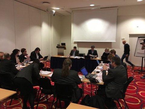 Fylkesutvalget stemte mot å gi Bjørnar Bruer en unnskyldning.