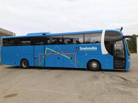 Snelandia sitt regelverk skaper utfordringer for sjåførene, sier hovedtillitsvalgt Tor Arna Labahå i boreal. Illustrasjonsfoto.