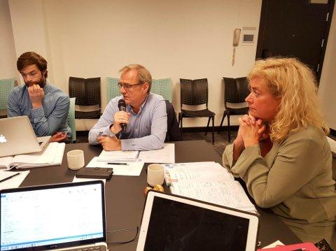 MÅ UT: Finnmark og Troms må få et eget helseforetak uten skandalene og maktarrogansen som har gjennomsyret organisasjonen i Bodø.