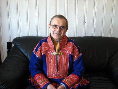 Tidligere Kautokeino-ordfører Ole Henrik Buljo.