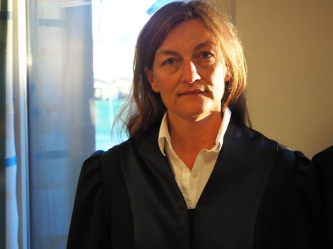 HOVEDFORSVARER: Forsvarer for kvinnen er Gisken Brugot.