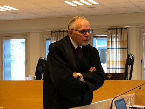 AKTOR: Statsadvokat Torstein Hevnskjel er aktor i saken mot paret fra Øst-Finnmark siktet for grov voldtekt mot et mindreårig barn.
