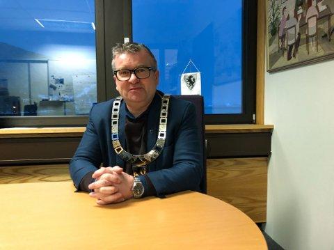 ORDFØRER: Tidligere HFK-trener Dan-Håvard Johnsen er i dag ordfører i Lyngen kommune.