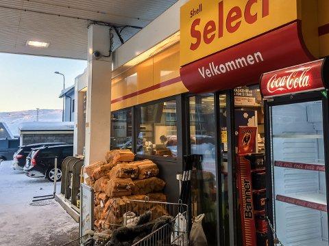 Shell i Kirkenes