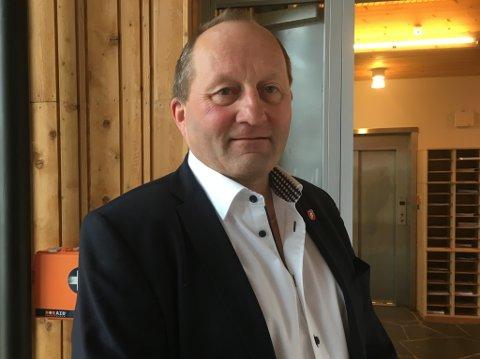 COMEBACK-KID: Arthur Tørfoss fra Fremskrittspartiet var ute fra Sametinget i flere dager, men kom sterkt på slutten og kapret en videre plass på Sametinget på bekostning av NSRs representant.