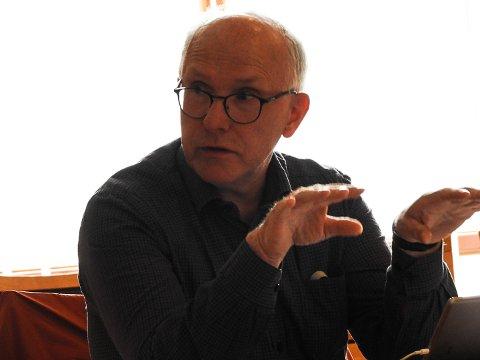 SVARER: Reidar Johansen svarer på leserinnlegg fra Steinar Hardersen.