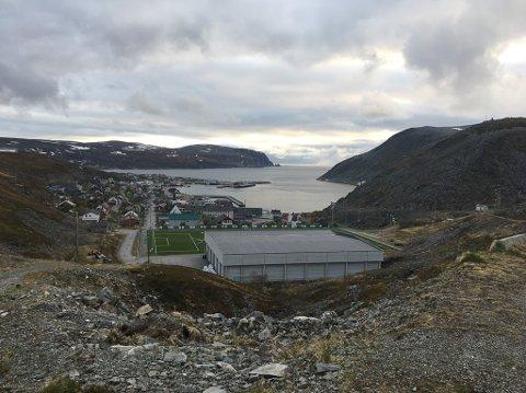 Kjøllefjord.
