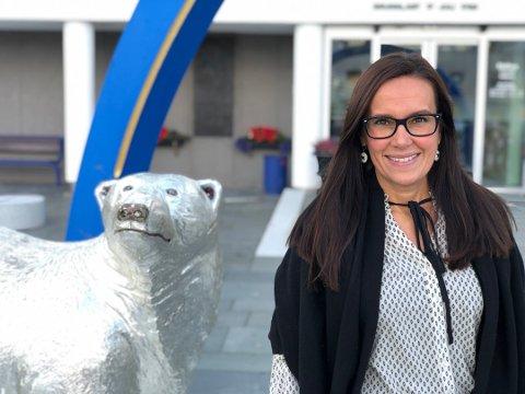 FORNØYD: Marianne Sivertsen Næss er fornøyd med konklusjonen fra Helse Nord.
