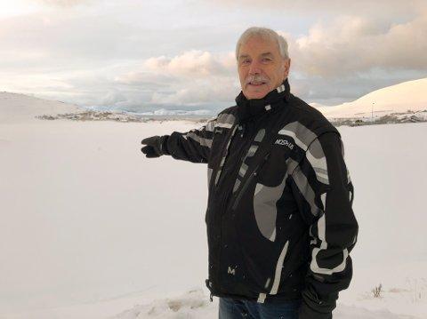 RUNDE NUMMER TRE: Styreleder John Wahl i Hammerfest Arena AS sier at det er lagt ut en ny anbudsrunde på Vår Engergi Arena. Foto: Trond Ivar Lunga