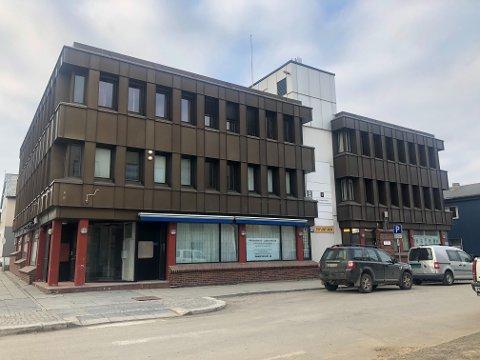 Fengslingsmøte mandag ble holdt i Øst-Finnmark tingrett i Vadsø.