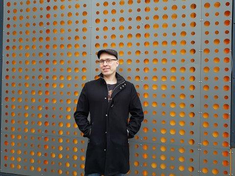 FORESLÅR DANMARK: Thomas Wøhni i Lebesby Senterparti svarer på Monica Mælands innlegg om sammenslåing.
