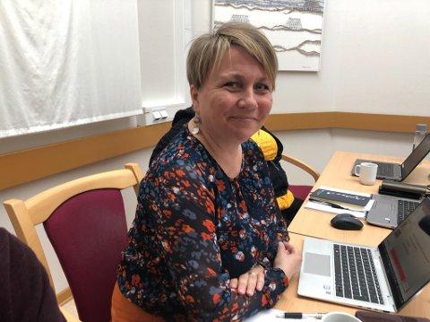 VIL MØTE MINSTER: Ordfører Aina Borch i Porsanger ønsker å møte samferdselsministeren om Lakselv trafikkstasjon.