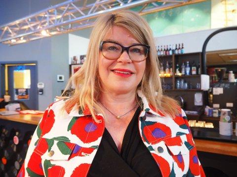 VIL TA MULIGHETENE: Linda Beate Randal tror det er mange bedrifter som har stort potensial til å sette i gang nye utviklingsprosjekter.
