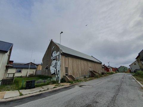 DEN GAMLE BYGRUNN: Vardøs gamle bygrunn er den eneste gamle bygrunnen de vet om i hele Nord-Norge.