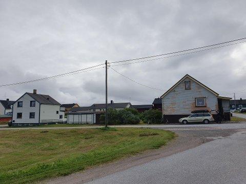 SKJELLSANDGROPENE: Boplassen har vært kjent fra før århundreskiftet, men ble for alvor oppdaget av Nummedal i 1929.