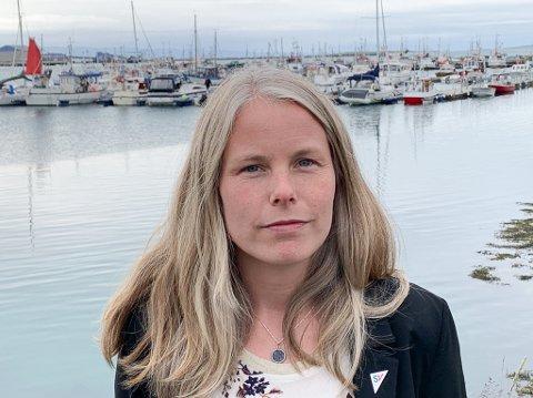 Kirsti Bergstø (SV)
