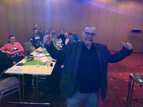 VIL BLI ORDFØRER: Kurt Wikan fra Senterpartiet ønsker å bli Sør-Varangers neste ordfører. Foto: Trond Ivar Lunga