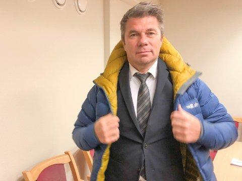 SETT I KORTA: Advokat Trond P. Biti sitter i styret for de samiske videregående skolene. Nå har skolen sjekket om det var greit at han fikk nærmere 6.400 kroner i honorar for et 3,5 timer langt møte.