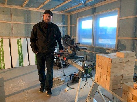 SLÅSS: Stig Remi Pettersen har kjempet mot forsikringsselskapet i mange år.