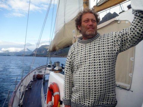 - VIL VEKKE OPPSIKT: Det sier Bellona-grunnlegger Frederic Hauge om deres rapport om hva som er årsaken til brannen på Melkøya i høst.