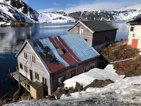 Det er denne bygningsmassen som er grunnlaget for Nordkapp kommunes varsel.