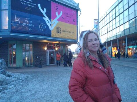 HEKS: Mari Boine har fått rollen som heks når japansk animasjonsfilm blir til samisk.
