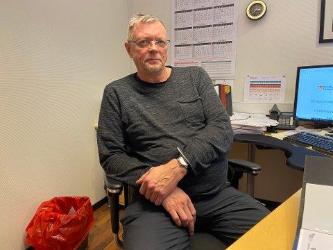 INNRØMMER FEIL: Kurt Maurstad er kommunedirektør i Karasjok kommune. Han er også jaktleder på jaktlaget som nå er utestengt fra årets elgjakt på grunn av regelbrudd.