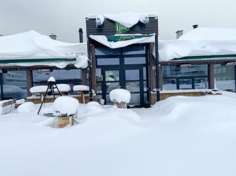 NYTT KONSEPT: Nord burger og bar i Alta la ned driften i januar. Nå er det klart hvem som tar over lokalet.