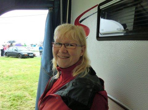 IKKE HØRT: Ingrid Nordmark mener folk med samiske og kvenske aner ikke kommer til orde i den offentlige debatten..
