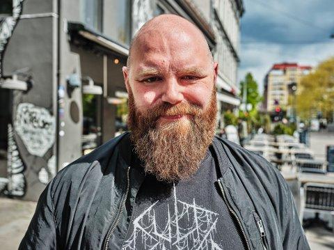 Fritz-Ragnvald Pettersen på Vaterland