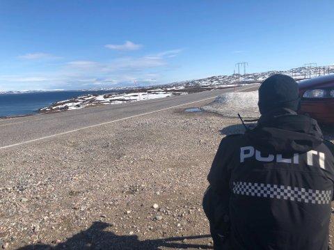 VIKTIG INNSATS: Utrykningspolitiet gjør en viktig jobb for trafikksikkerheten på veiene, mener redaktør Anniken Renslo Sandvik.