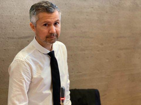 BOSTYRER: Advokat Benny Solheim er bostyrer i boet til Rothal Bygg AS.