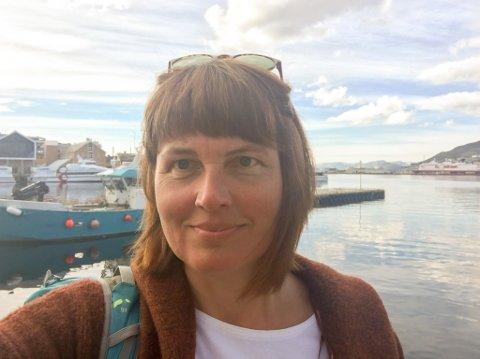 HAR TALL: SVs Ingrid Petrikke Olsen mener passasjertallene må få fylkeskommunen til å snu i båtrutesaken.