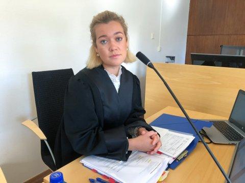 Konstituert statsadvokat, Karoline Gjønnes Johansen