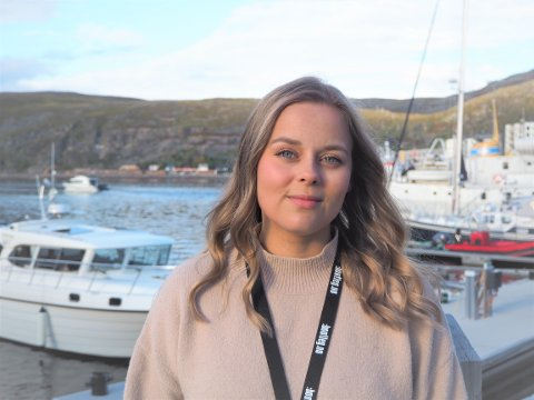 """Marthe Nyvoll (28) er kanskje bedre kjent som """"Marthe utekontakt"""" på sosiale medier, hvor hun jevnlig legger ut innlegg på både Facebook, Instagram og TikTok."""