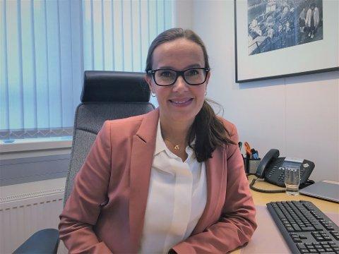 Ordfører Marianne Sivertsen Næss (Ap) ber om at hver enkelt tar smittervernreglene på alvor.