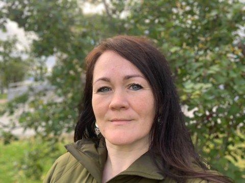 MER POPULÆR: Camilla Betten gleder seg over voksende medlemmstall.