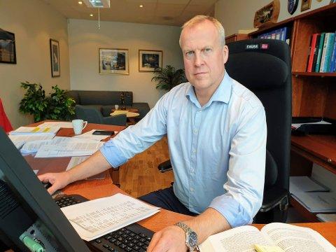 GIR SEG: Lars Fause gir seg som embedsleder for statsadvokatene i Troms og Finnmark.