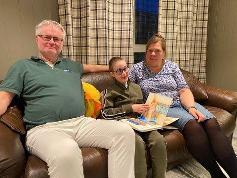 FØLER SEG MOTARBEIDET: Lise Brith og Håkon Jenssen føler seg motarbeidet av kommunen når det gjelder byggeprosjektet de har hatt i Nissengården- Der har  har bygget om til privatbolig og tilrettelagt bolig for sønnen Håkon Jarl.