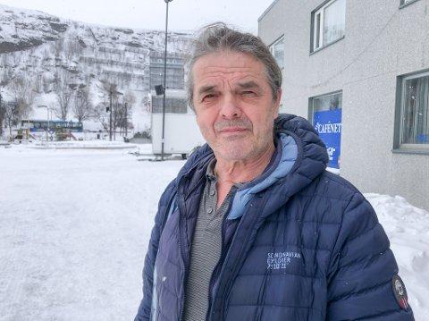 ADVARER MOT NY RUSREFORM: Ulf Hustad mener regjeringen vil skape flere narkomane ved å avkriminalisere både bruk og besittelse av narkotika. Foto: Trond Ivar Lunga