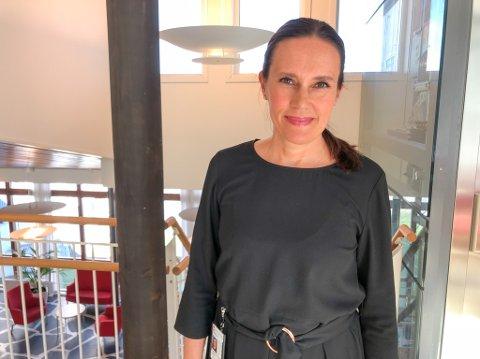 STENGER NED: Ordfører Marianne Sivertsen Næss frykter at utbruddet kan blir det mest krevende til nå. Foto: Trond Ivar Lunga