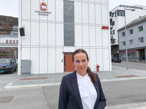 Ordfører Marianne Sivertsen Næss