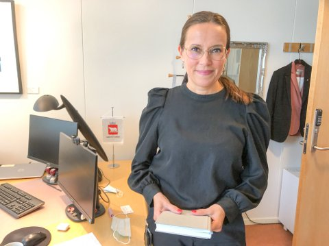 VENTER FLERE POSITIVE PRØVESVAR: Ordfører Marianne Sivertsen Næss forventer flere positive prøvesvar etter helgas tester. Foto: Trond Ivar Lunga