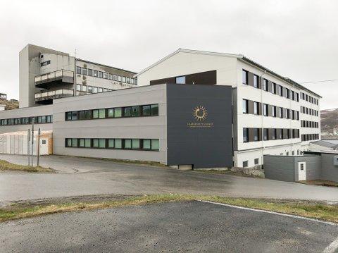 SMITTE: Én pasient er innlagt ved sykehuset i Hammerfest.